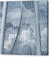 New Skyline Bridge Canvas Print