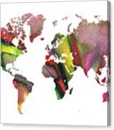 New World Order Canvas Print