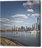 New World Trade Center Canvas Print