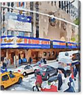 New York 4 Canvas Print
