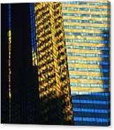 1984 New York Architecture No2 Canvas Print