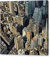 New  York Architecture Canvas Print