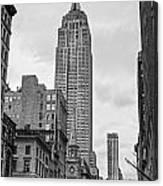 New York City - Usa Canvas Print