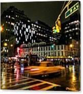 New York City - Greenwich Village 001 Canvas Print