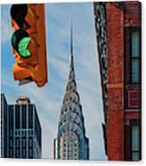 New York City, New York State, United Canvas Print