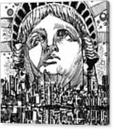 New York City Tribute Canvas Print
