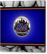 New York Mets Canvas Print