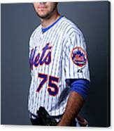 New York Mets Photo Day Canvas Print