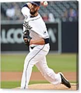 New York Mets V San Diego Padres Canvas Print