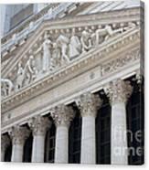 New York Stock Exchange I Canvas Print