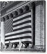 New York Stock Exchange Iv Canvas Print