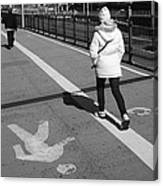 New York Street Photography 10 Canvas Print