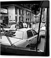 New York Street Photography 14 Canvas Print