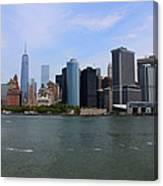 New York Strong Canvas Print