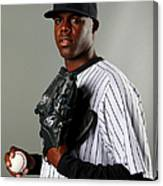 New York Yankees Photo Day Canvas Print