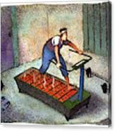 New Yorker April 25th, 1994 Canvas Print