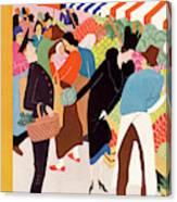 New Yorker April 30th, 1932 Canvas Print