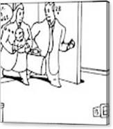 New Yorker April 5th, 1999 Canvas Print