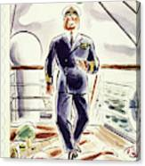 New Yorker April 9 1938 Canvas Print