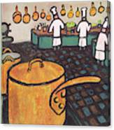 New Yorker April 9th, 1960 Canvas Print