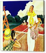 New Yorker August 29 1931 Canvas Print