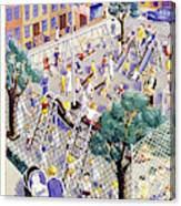 New Yorker August 31 1940 Canvas Print