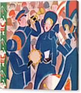 New Yorker December 14th, 1929 Canvas Print