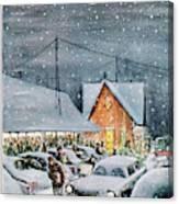 New Yorker December 19th, 1959 Canvas Print