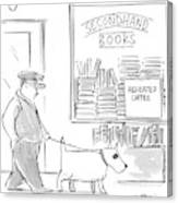 New Yorker December 22nd, 1997 Canvas Print