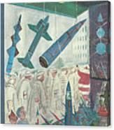 New Yorker December 9th, 1961 Canvas Print