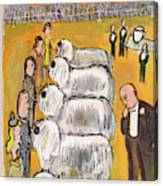 New Yorker February 14th, 1948 Canvas Print