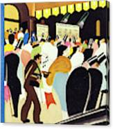 New Yorker February 28 1931 Canvas Print