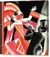 New Yorker February 6th, 1926 Canvas Print