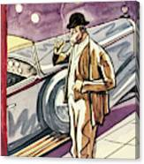 New Yorker January 17th, 1931 Canvas Print