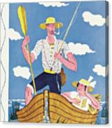 New Yorker July 30th, 1932 Canvas Print