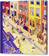 New Yorker July 9 1938 Canvas Print