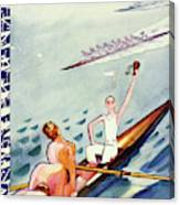 New Yorker June 15 1935 Canvas Print