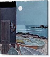 New Yorker June 1st, 1968 Canvas Print