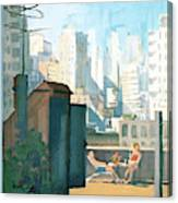 New Yorker June 22nd, 1963 Canvas Print