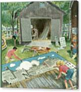 New Yorker June 2nd, 1951 Canvas Print