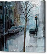 New Yorker March 12th, 1966 Canvas Print