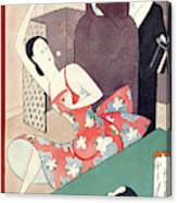 New Yorker March 1st, 1930 Canvas Print
