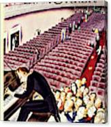 New Yorker March 21 1936 Canvas Print