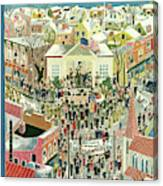 New Yorker March 4th, 1944 Canvas Print