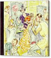 New Yorker May 23 1936 Canvas Print