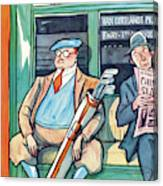 New Yorker May 31st, 1930 Canvas Print