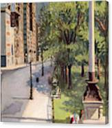 New Yorker May 31st, 1958 Canvas Print