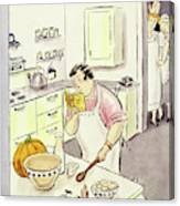 New Yorker November 27 1937 Canvas Print