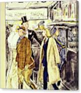 New Yorker November 5 1938 Canvas Print