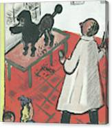 New Yorker November 9th, 1946 Canvas Print
